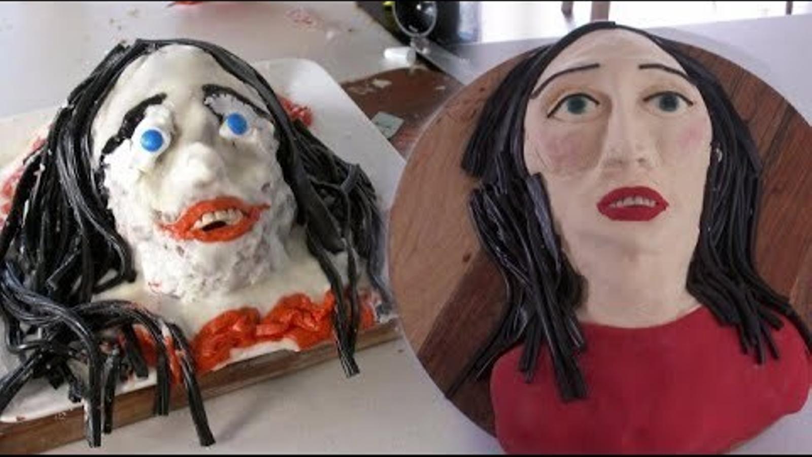 El pastís de Jacinda Arden