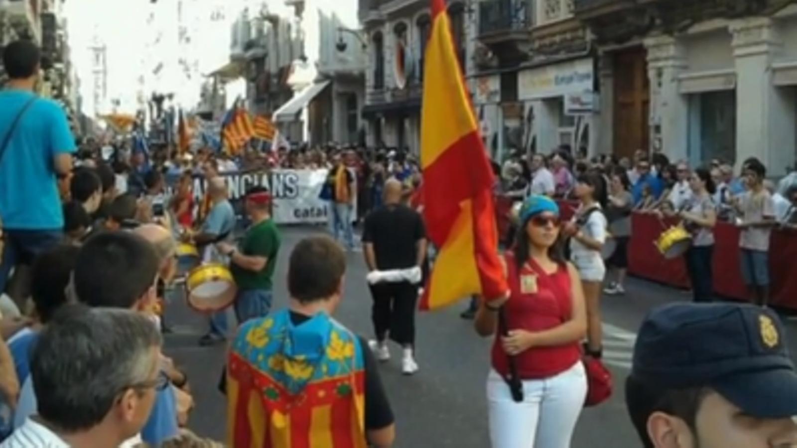 #Somvalencians: vídeo del PP valencià amb imatges d'ultres