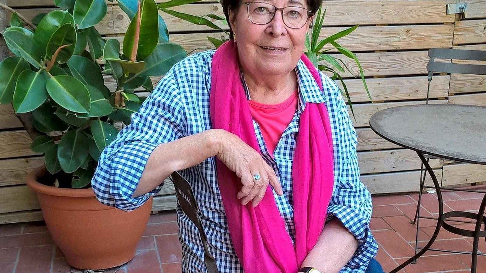 Maria Rius, reconeguda amb el Premio Nacional d'il·lustració