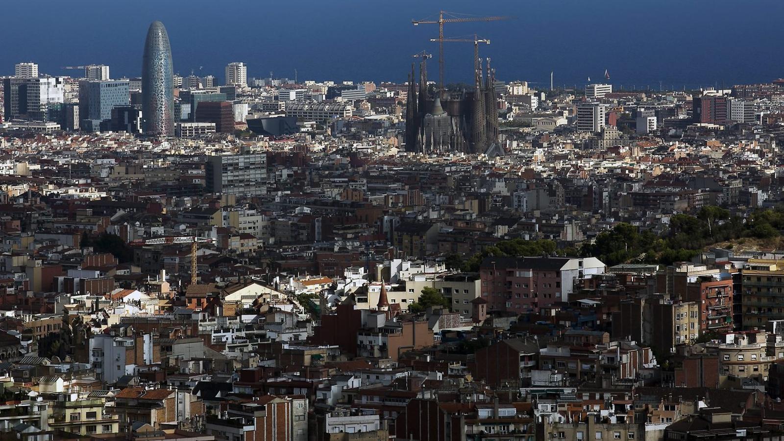 12 metres quadrats per 700 euros: l'odissea de trobar pis a Barcelona