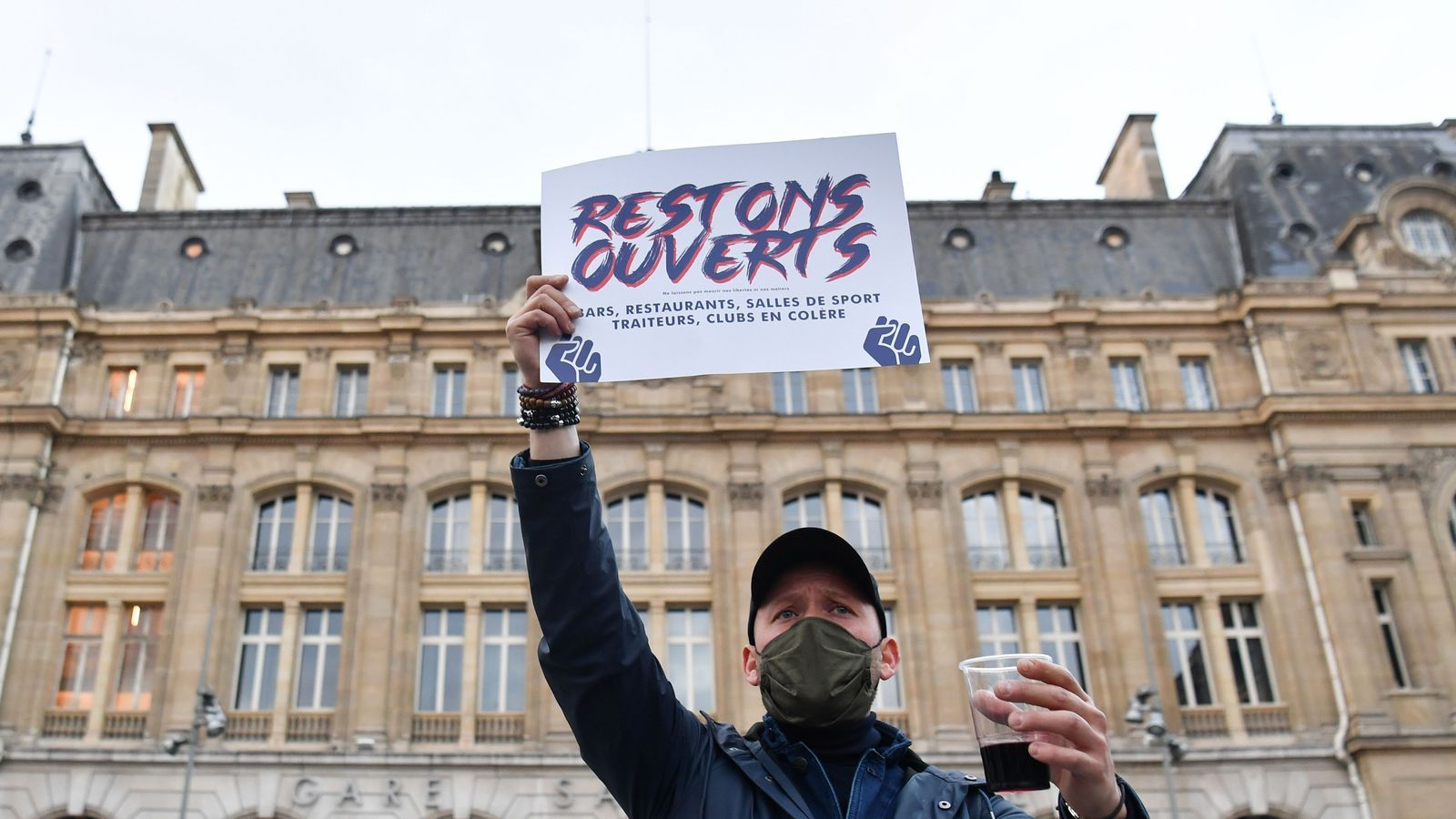 Europa lidera l'augment de casos de coronavirus