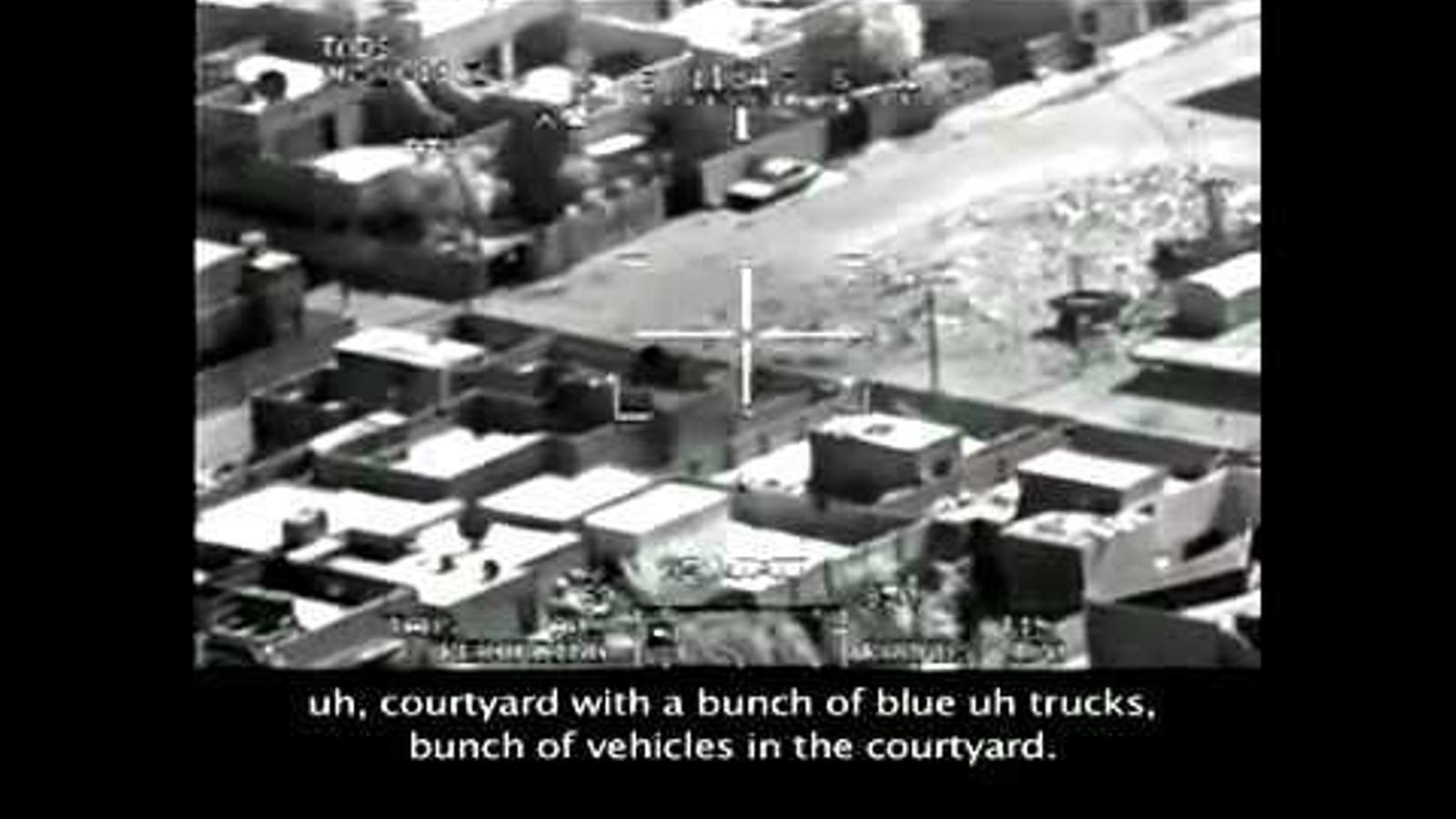 Atac dels helicòpters Apache sobre població civil de Bagdad, 2007