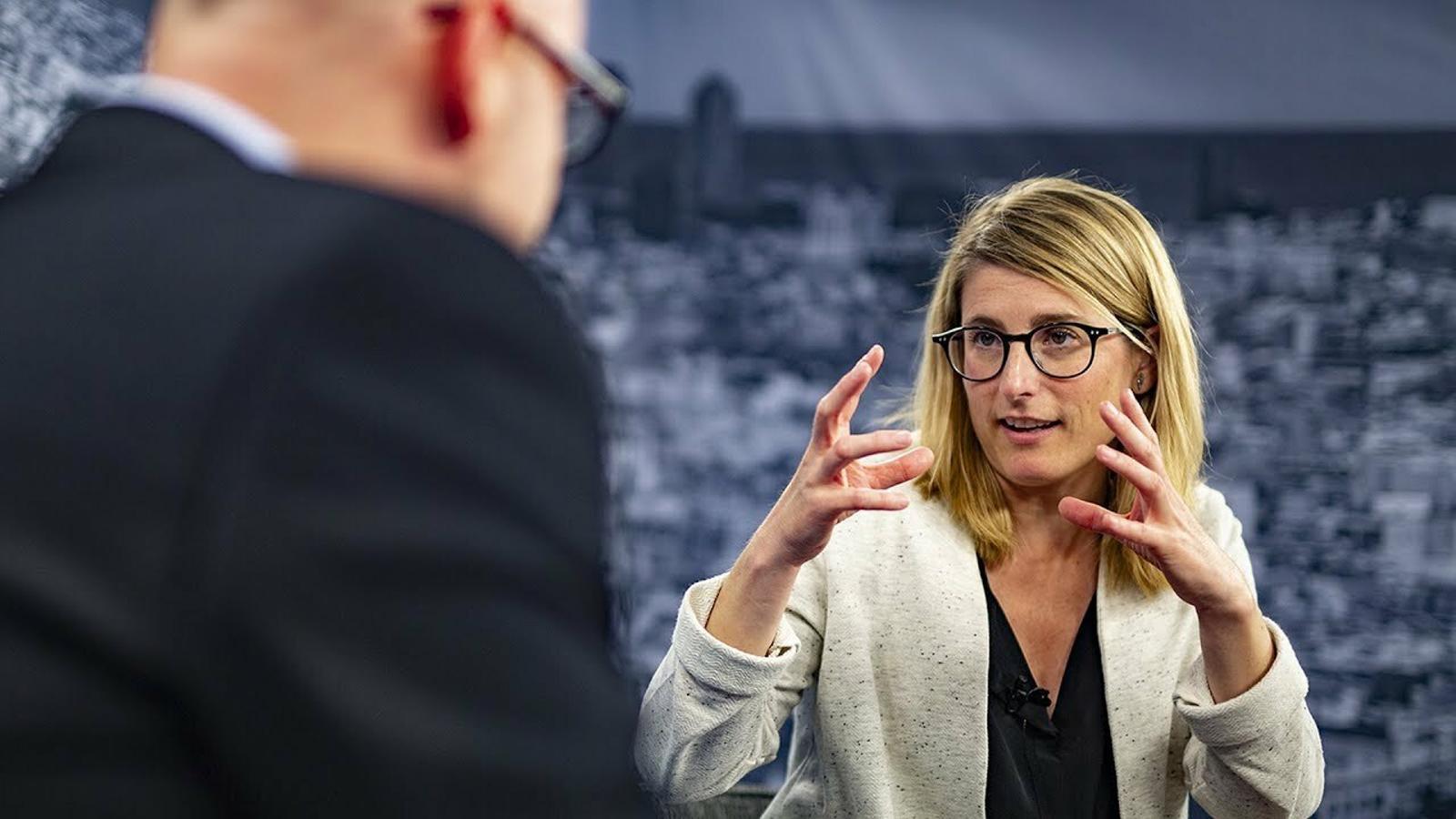 """Artadi: """"No entrarem en un govern d'Ada Colau ni la votarem. ERC no ho veu així"""""""