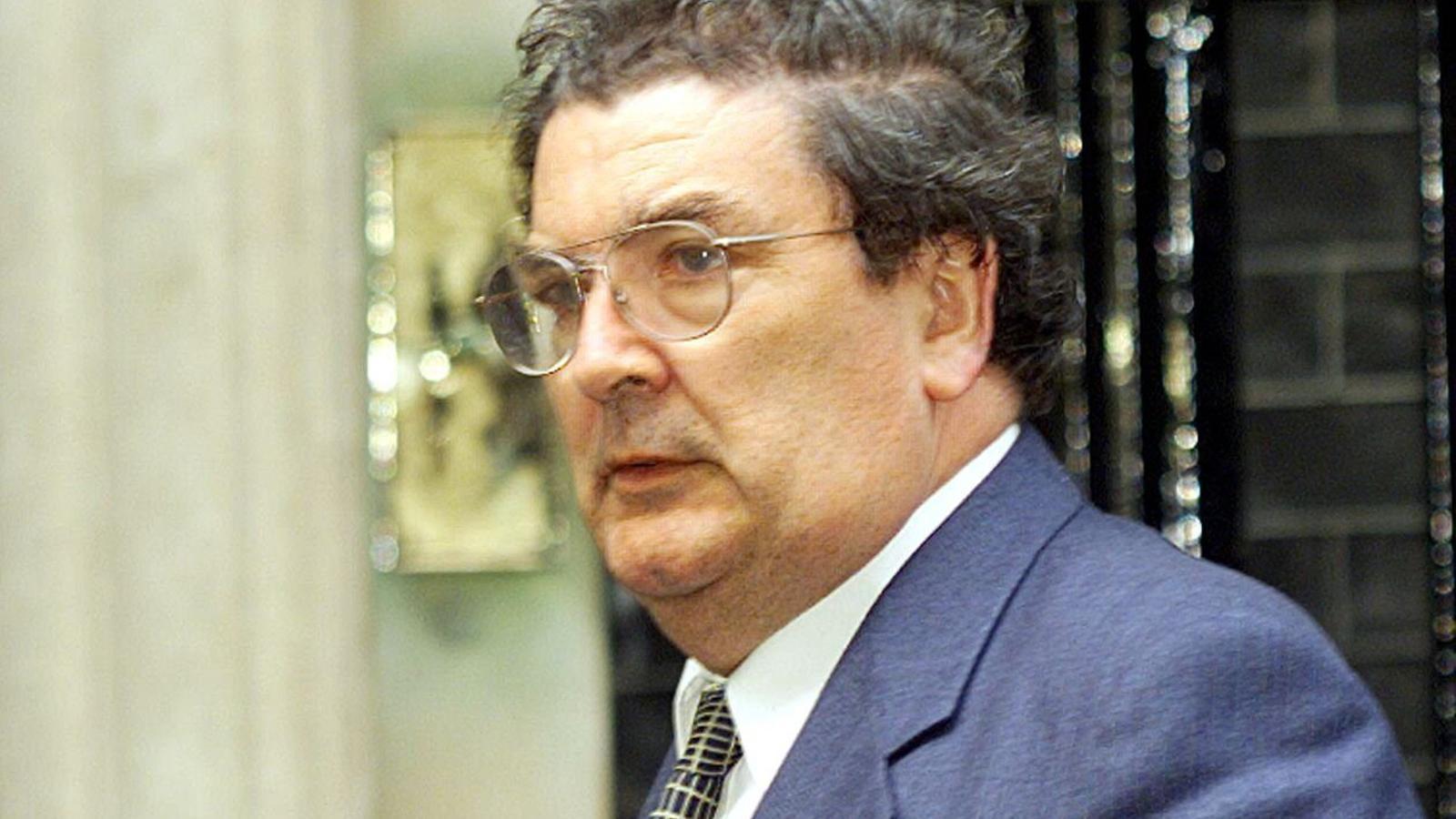 John Hume, a Londres en una imatge d'arxiu d'abril de 1999.