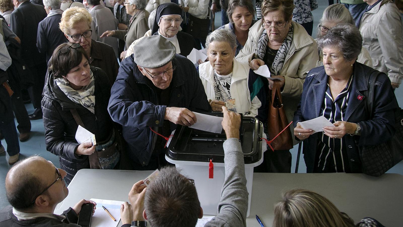 El referèndum impossible sense reforma constitucional