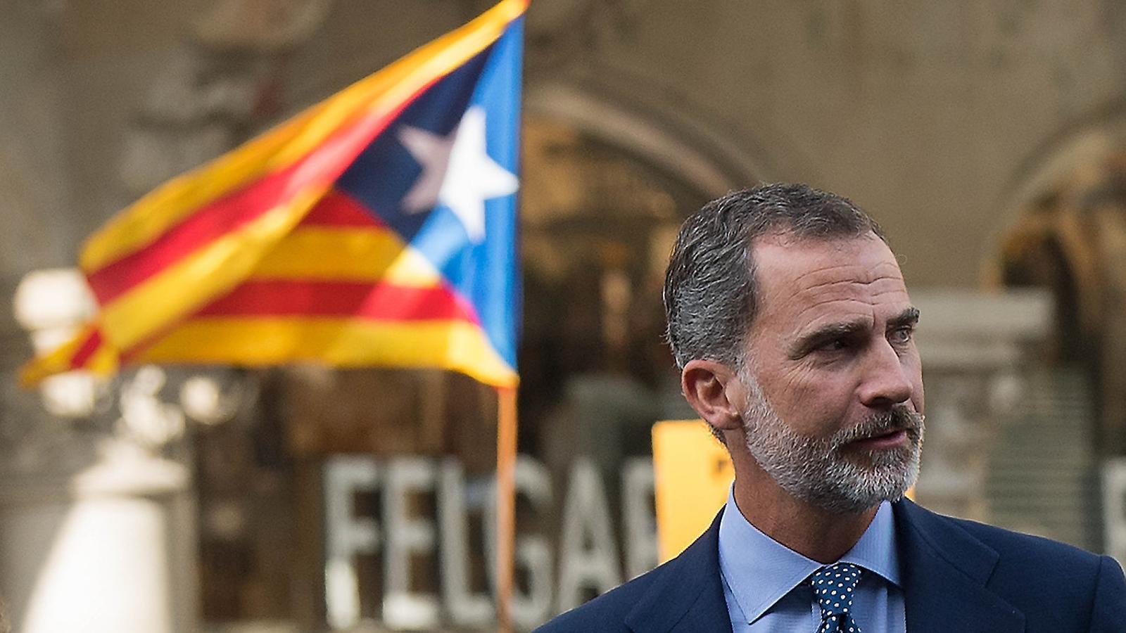 Felip VI visitarà Catalunya el 25 de febrer per primera vegada després de l'1-O