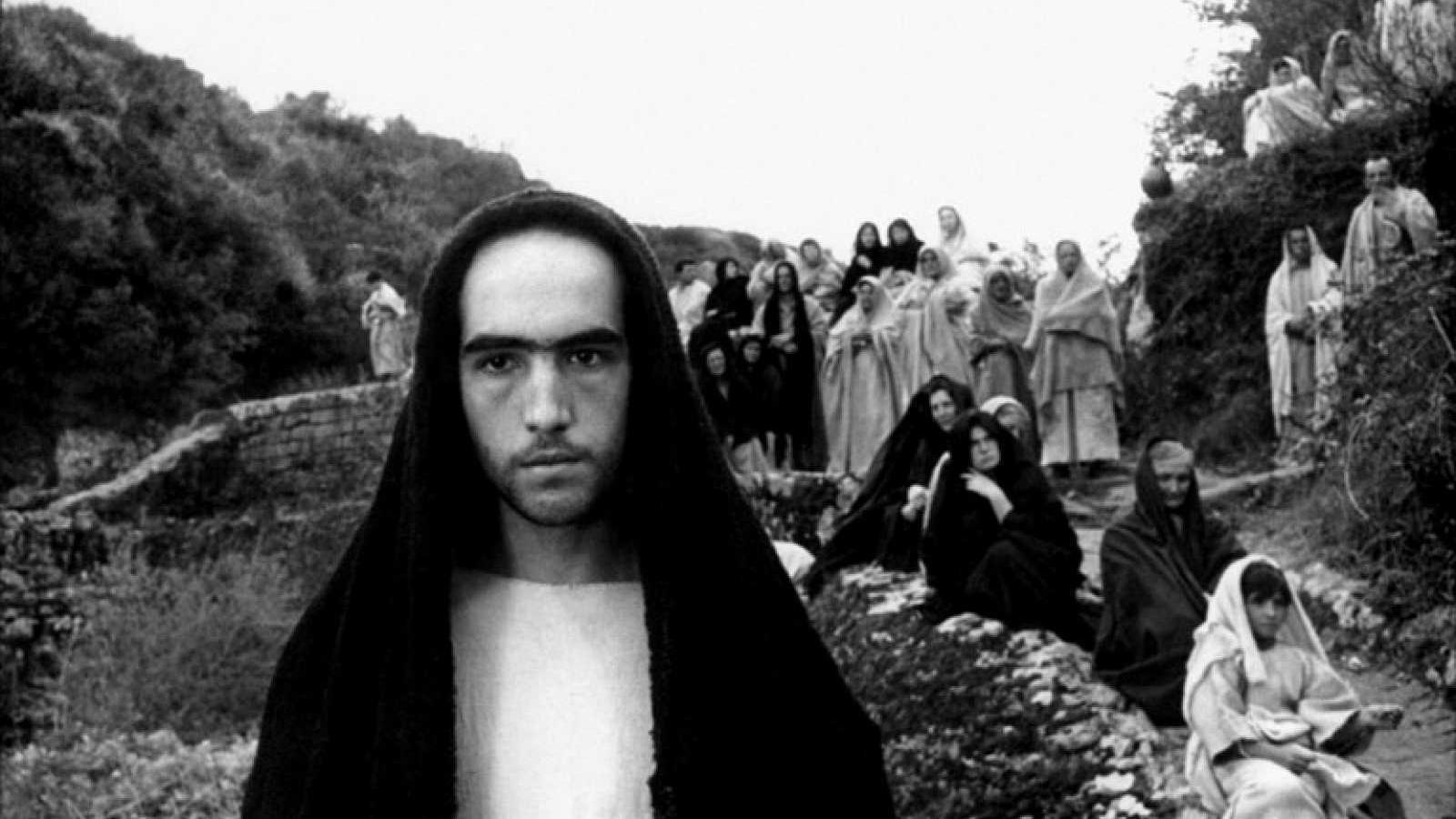 Enrique Irazoqui a 'L'evangeli segons Sant Mateu'