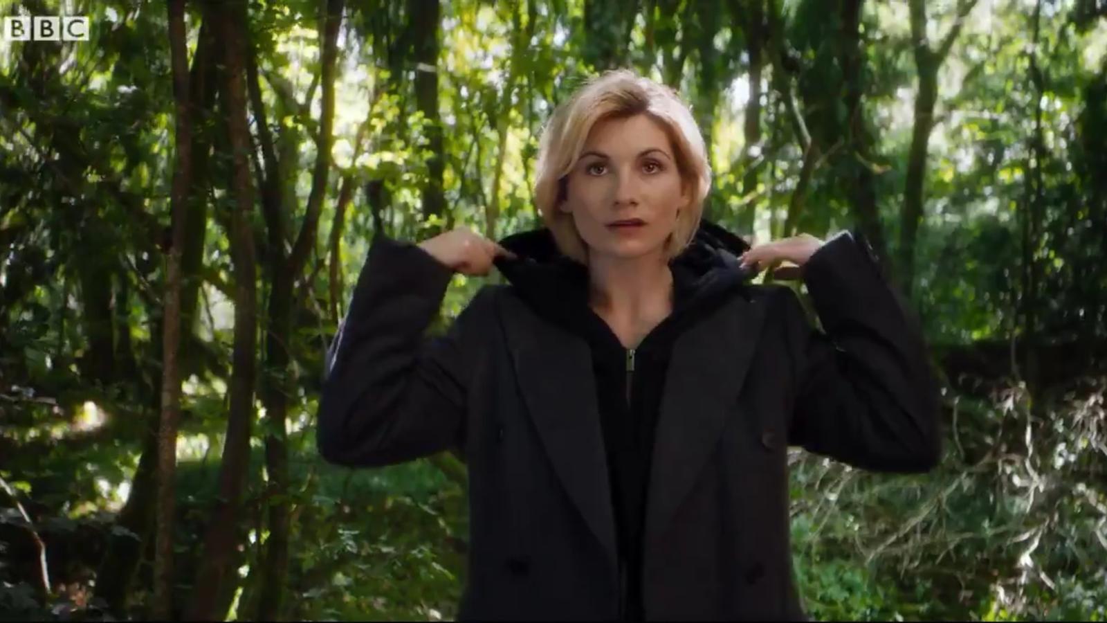 El nou Doctor Who és una doctora: Jodie Whittaker