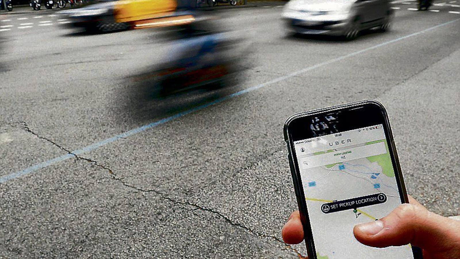 Uber és una empresa molt dependent de les administracions.