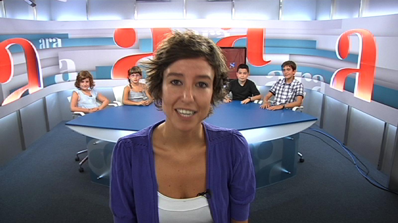 Ara Kids: Els nens entrevisten Agnès Marquès