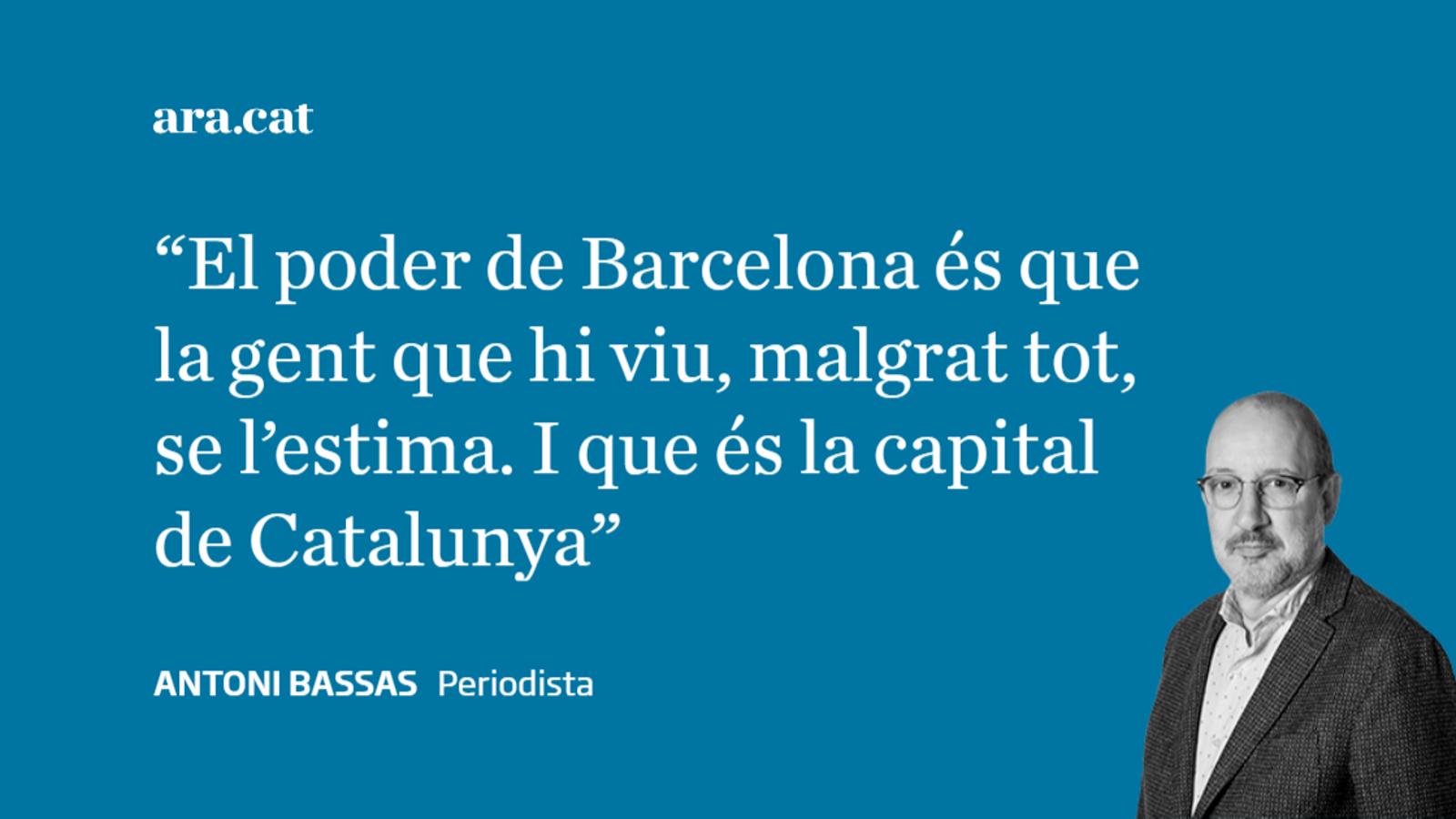"""""""Barcelona els acollonirà"""""""