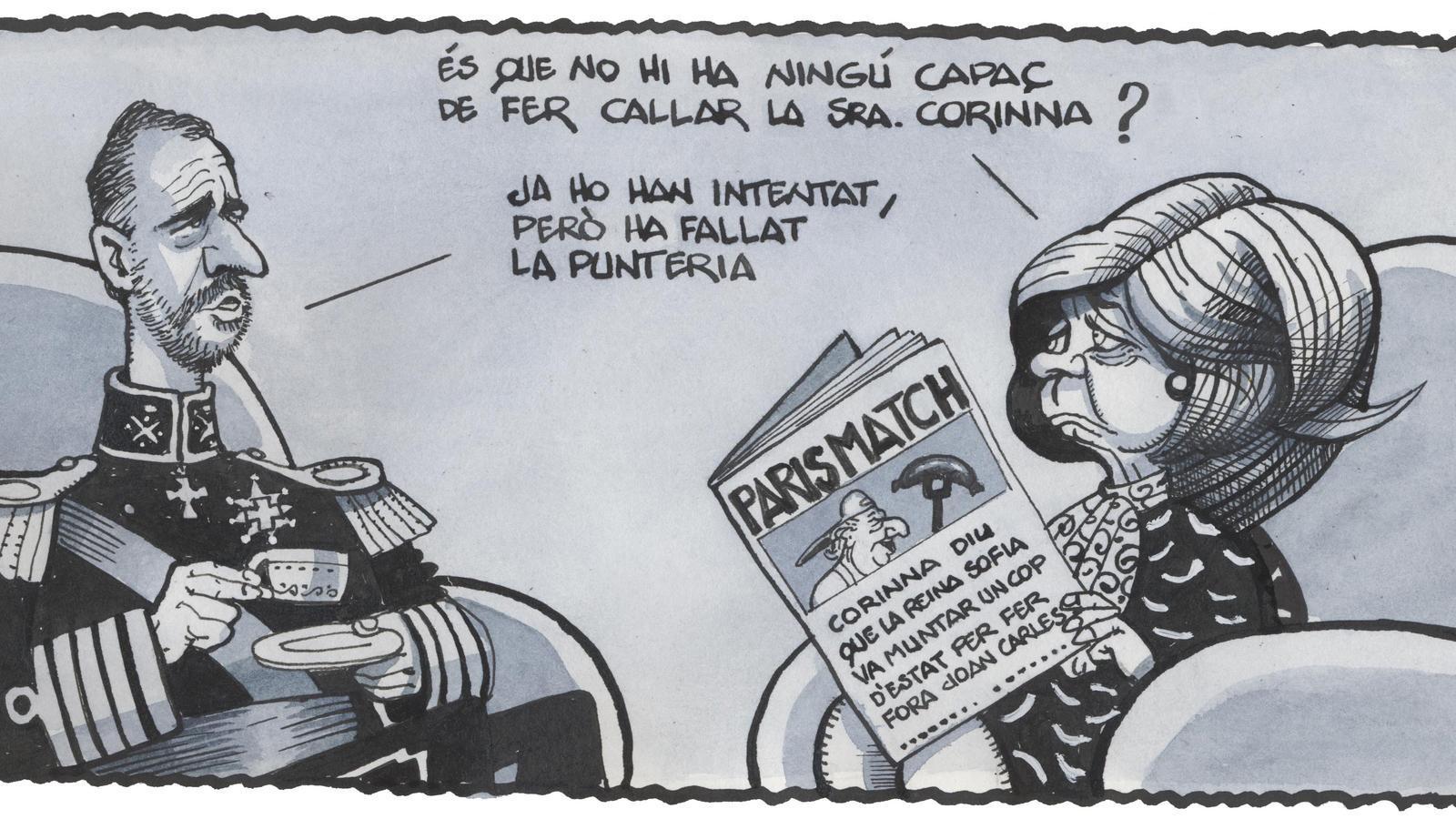 'A la contra', per Ferreres 20/09/2020