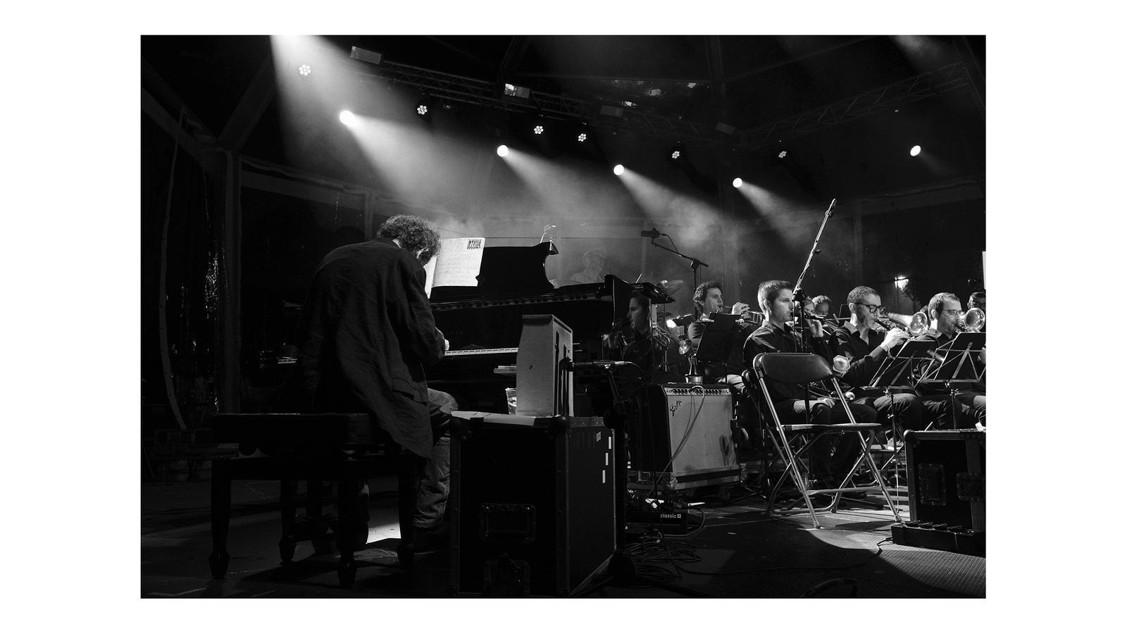 Un concert de Pascal Comelade