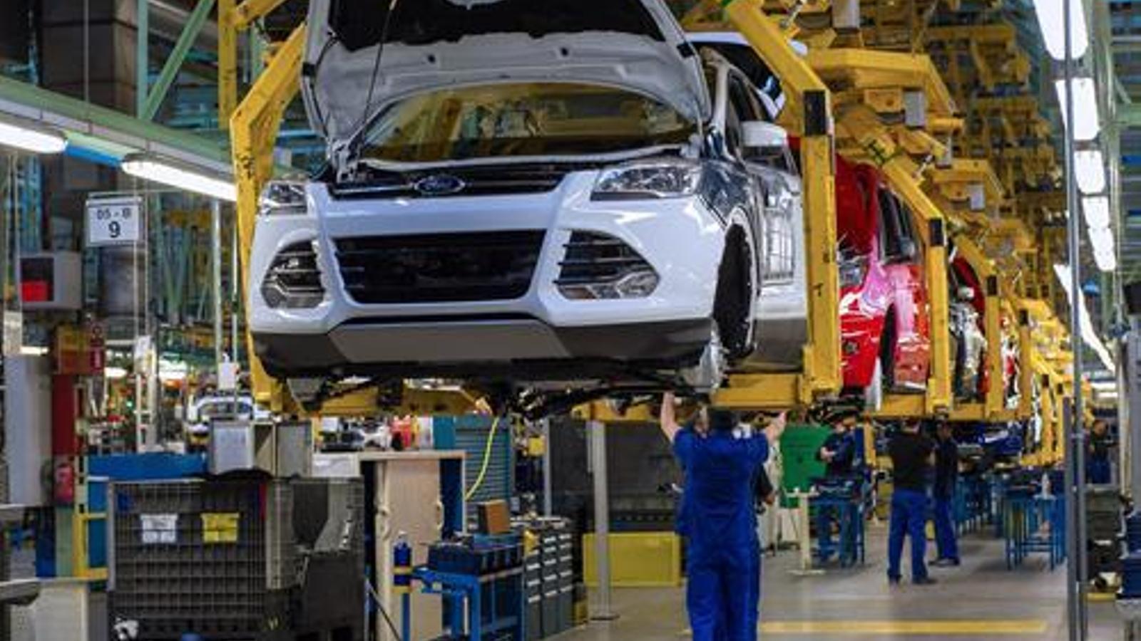 Ford inverteix 750 milions d'euros a València