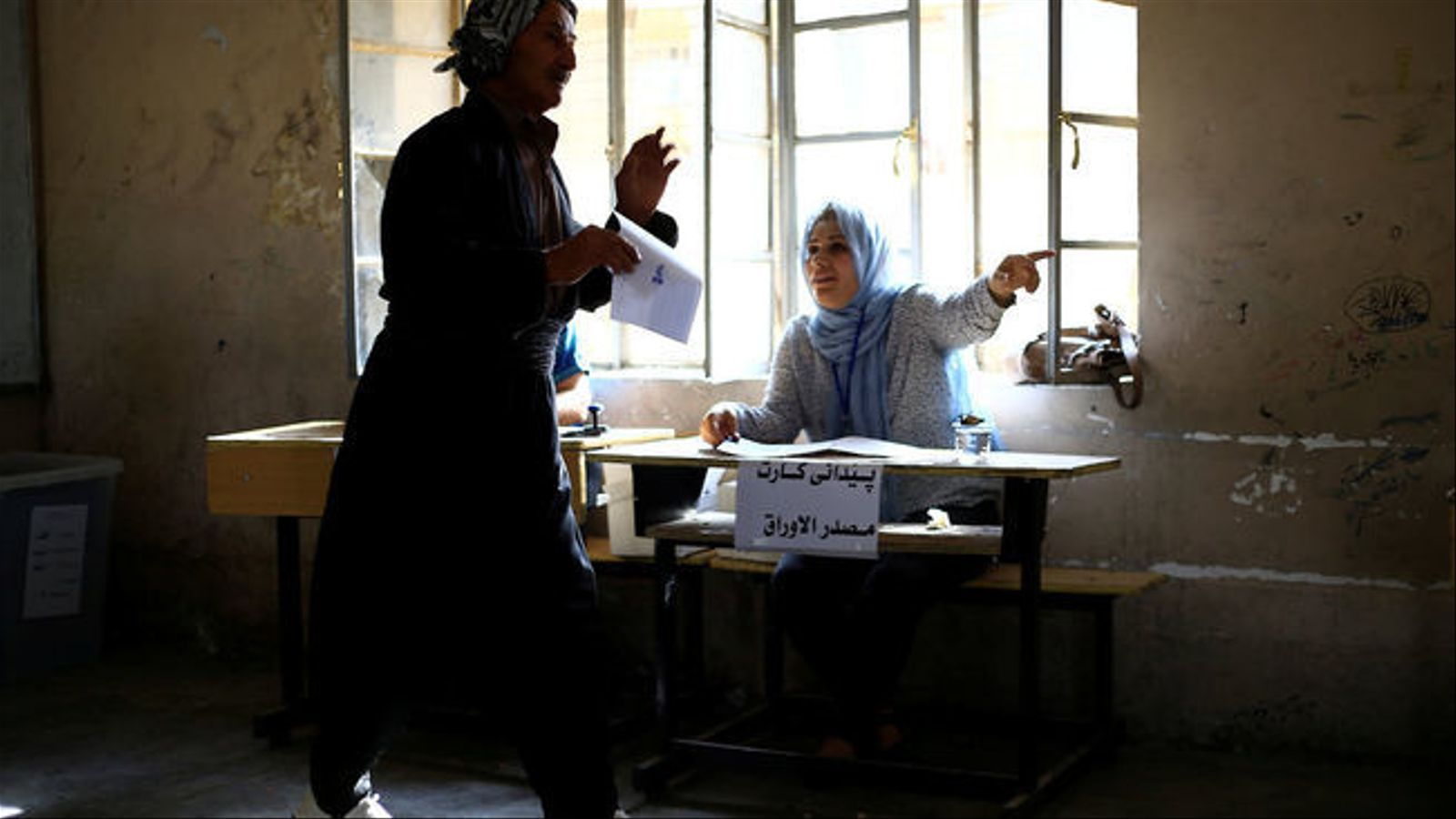 El Kurdistan iraquià decideix trencar amb Bagdad