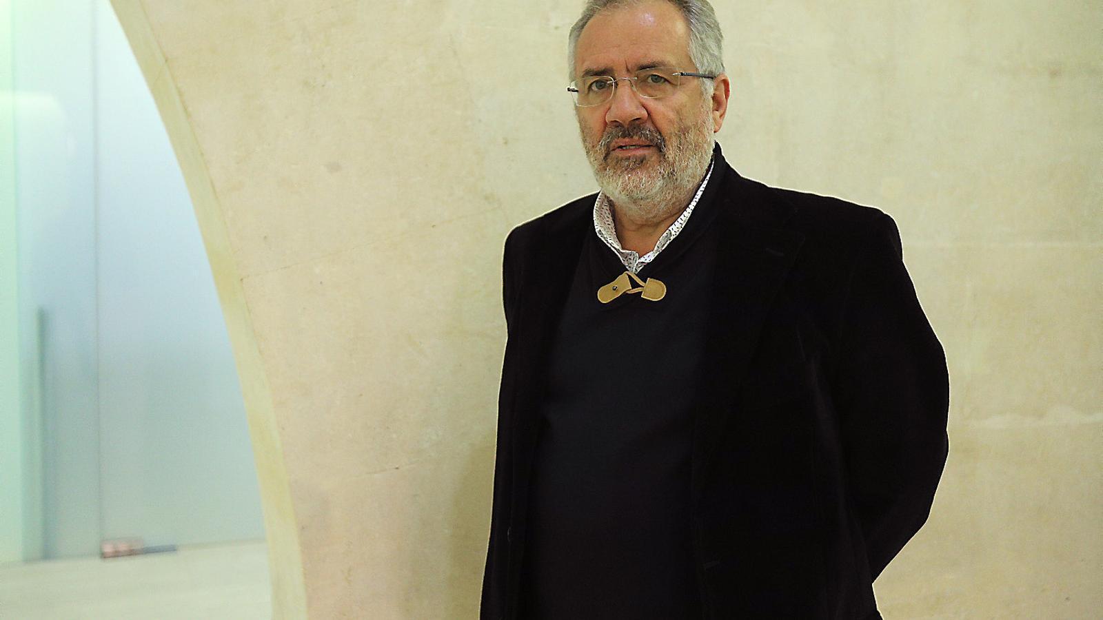 """Andreu Ramis """"En cultura, no hi ha    res més constant que els canvis"""""""