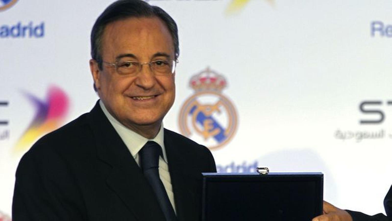 Florentino Pérez no ha fet grans moviments per reforçar la plantilla aquest estiu
