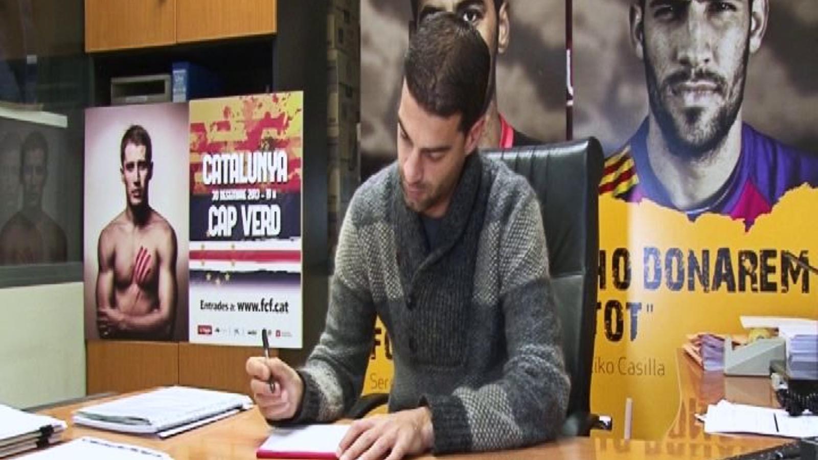 Gerard López convoca tothom a l'Estadi Olímpic el 30 de desembre