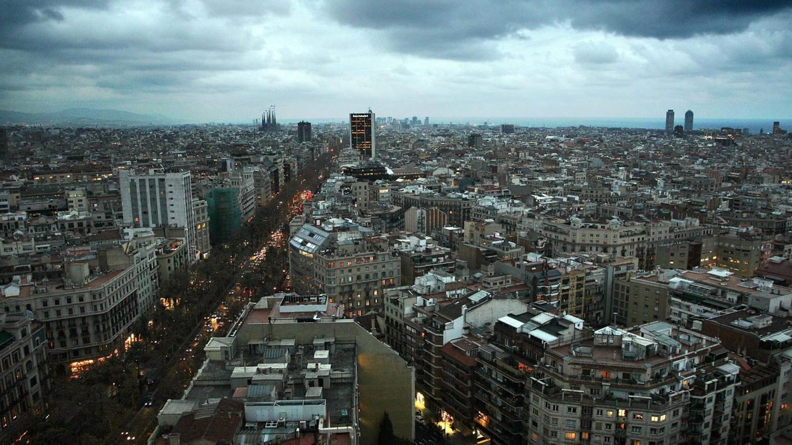 L'habitatge a Barcelona ha augmentat un 31% el preu des dels mínims del novembre del 2013 i lidera la pujada a l'Estat.