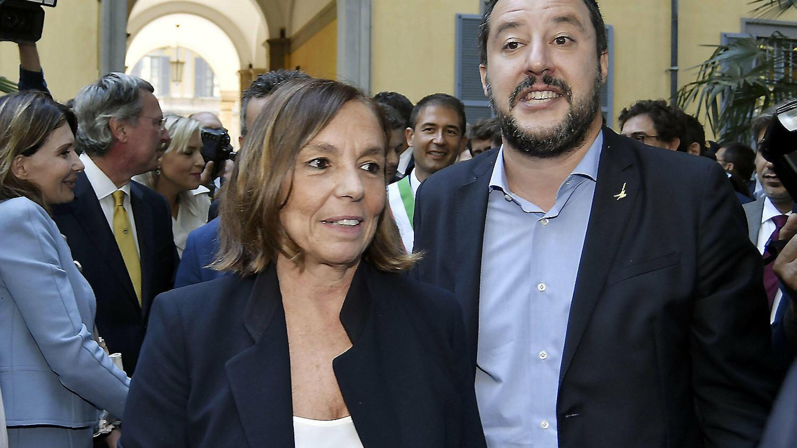 Una política moderada substitueix Salvini al ministeri de l'Interior
