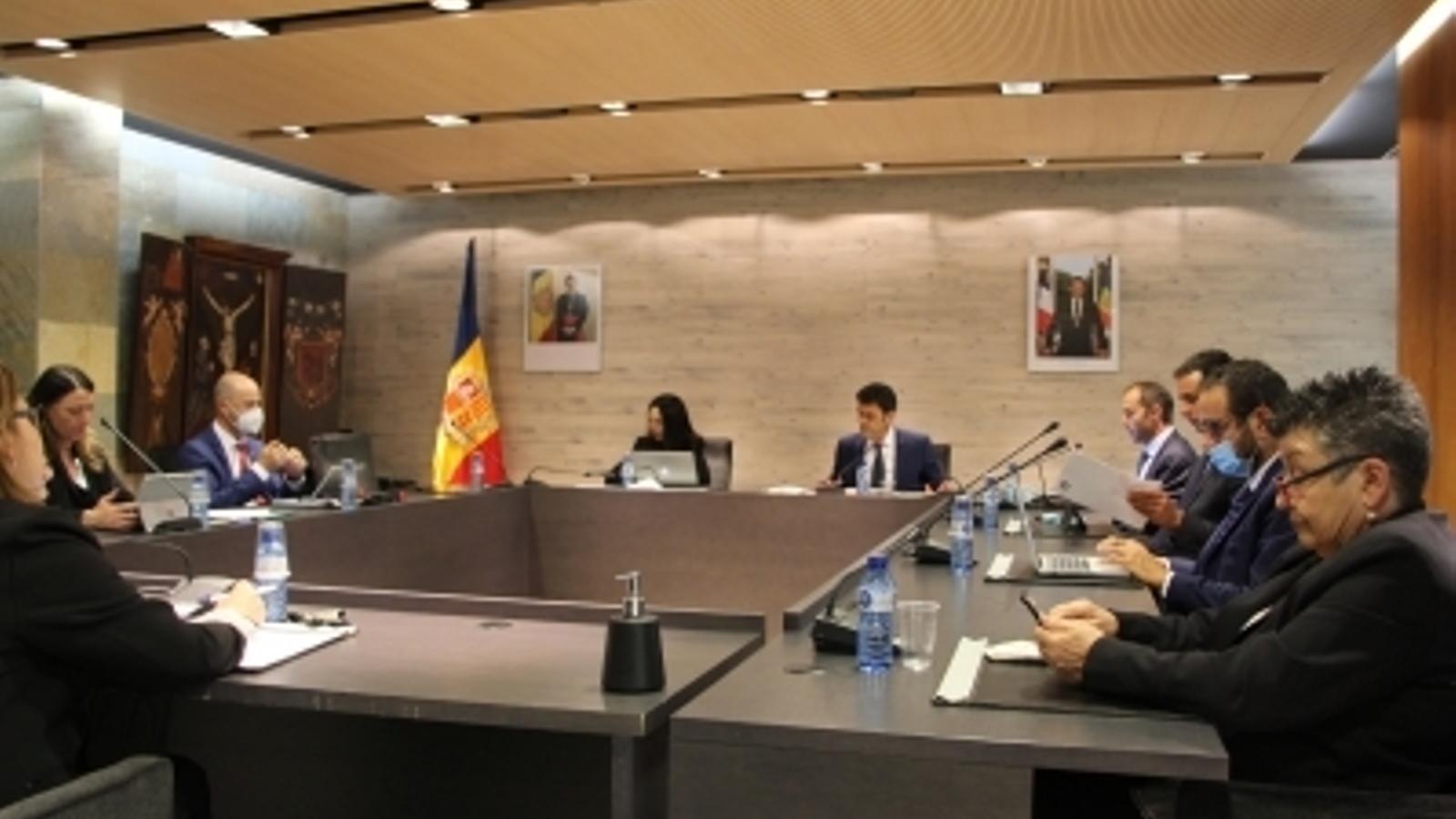 El consell de comú d'Ordino es rebaixa el sou un 15% fins al desembre