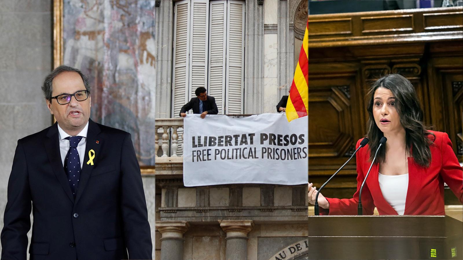 L'anàlisi d'Antoni Bassas: 'Arrimadas i l'elegància política'