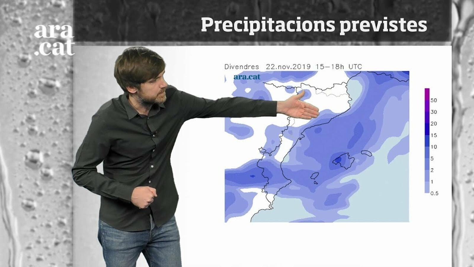 La méteo en 1 minut: fred encara molt d'hivern a l'espera de noves pluges