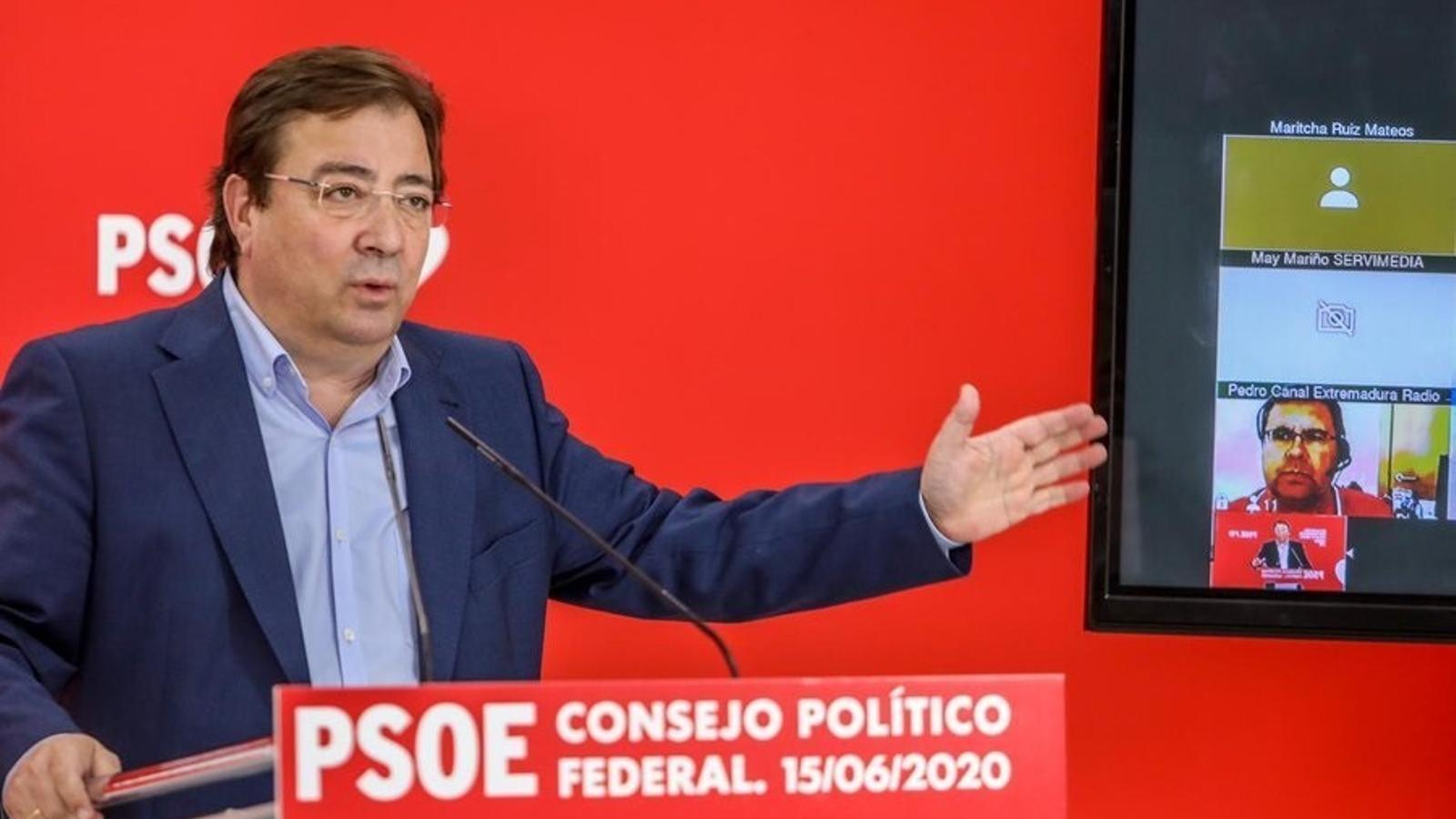 El PSOE reforça l'acostament a Cs malgrat els avisos d'ERC