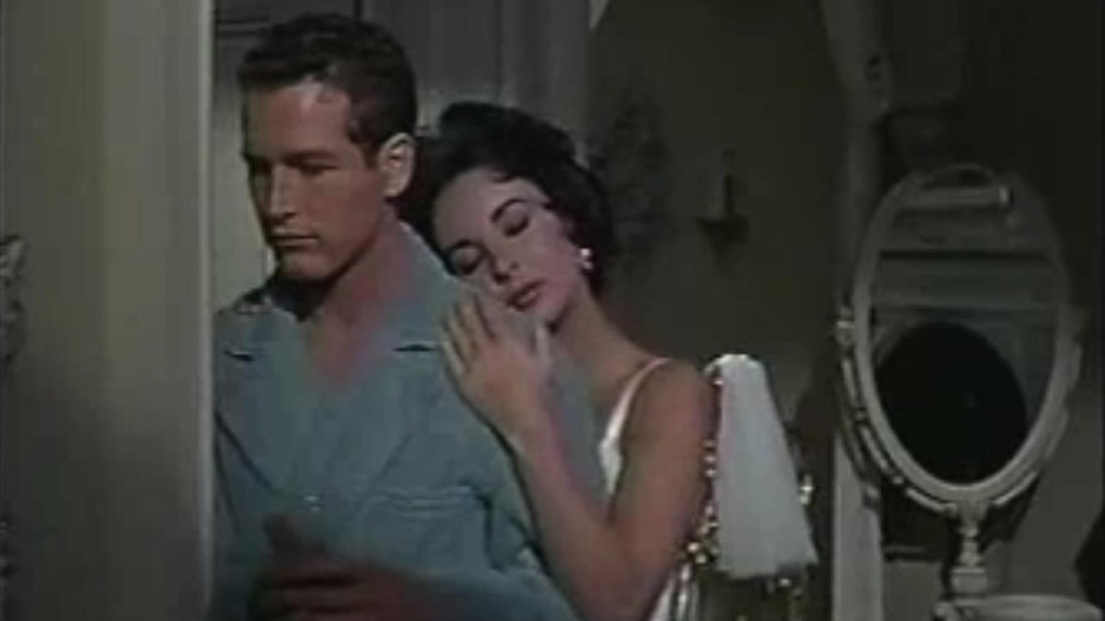 El tribut que Paul Newman va fer a Elizabeth Taylor