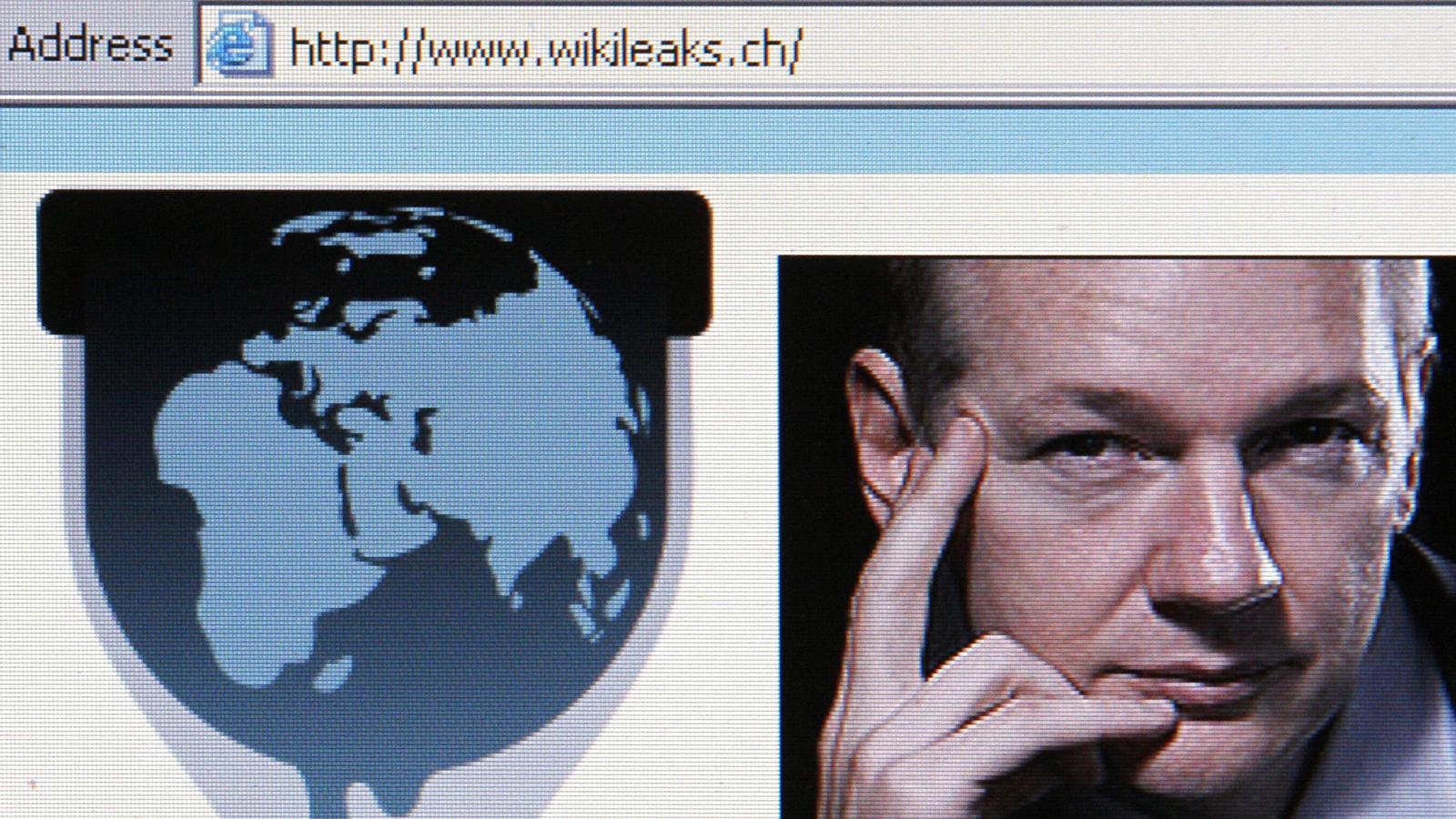 El fundador de WikiLeaks, l'australià Julian Assange