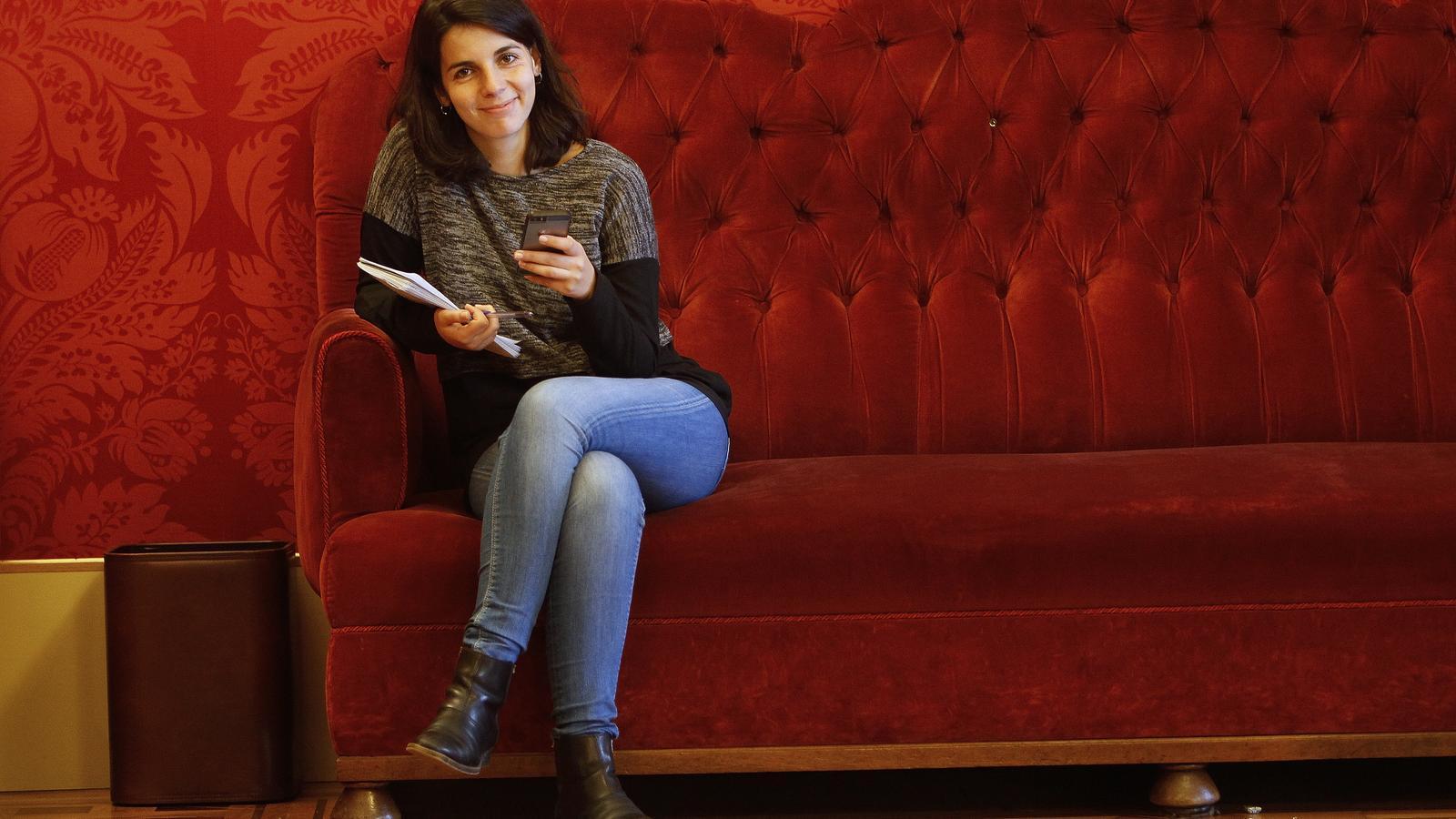 Carmen Buades guanya el premi de 'Periodismo joven sobre violencia de género'