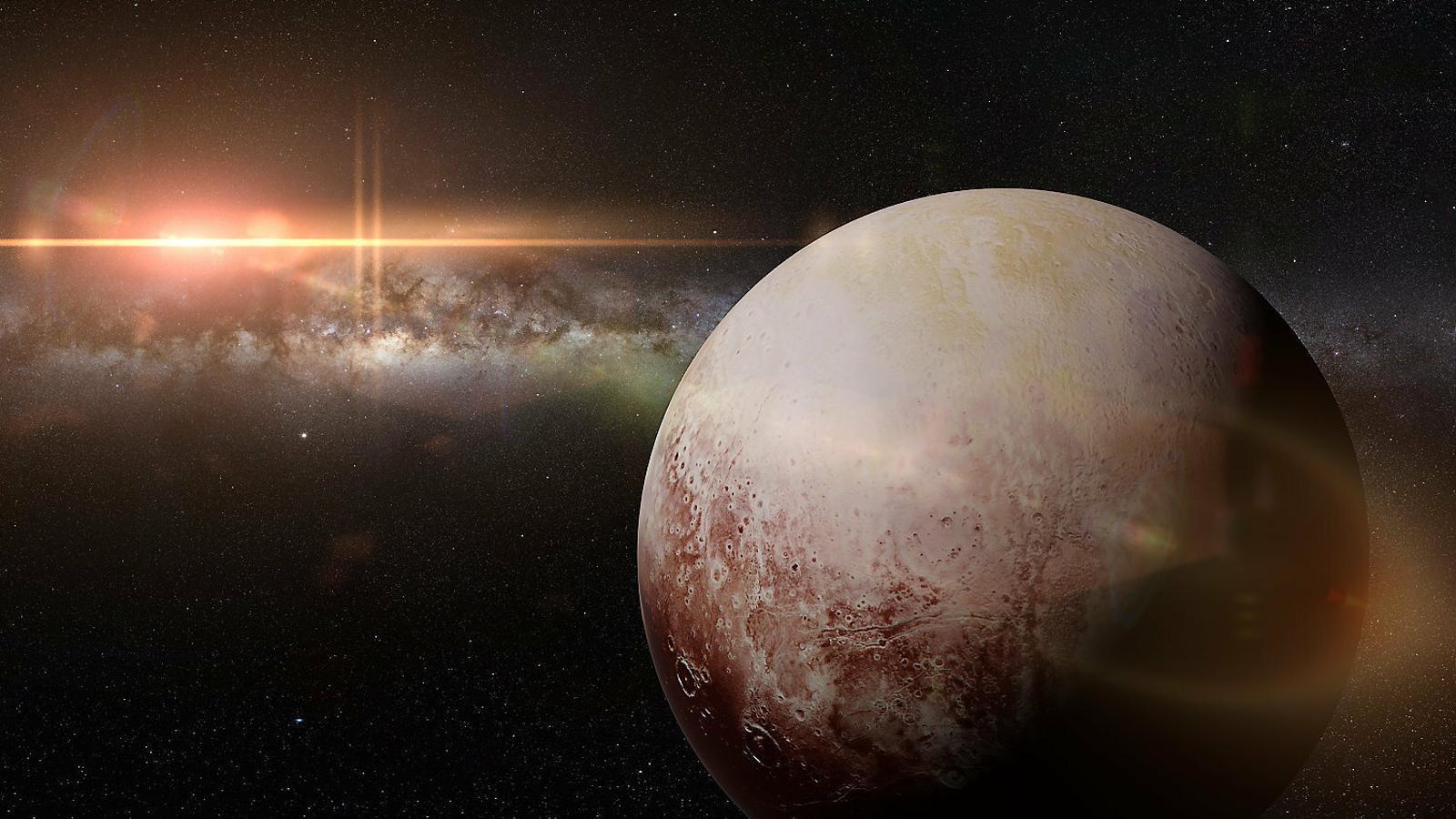 """""""Tot aquest embolic va començar quan van expulsar Plutó del sistema solar""""."""