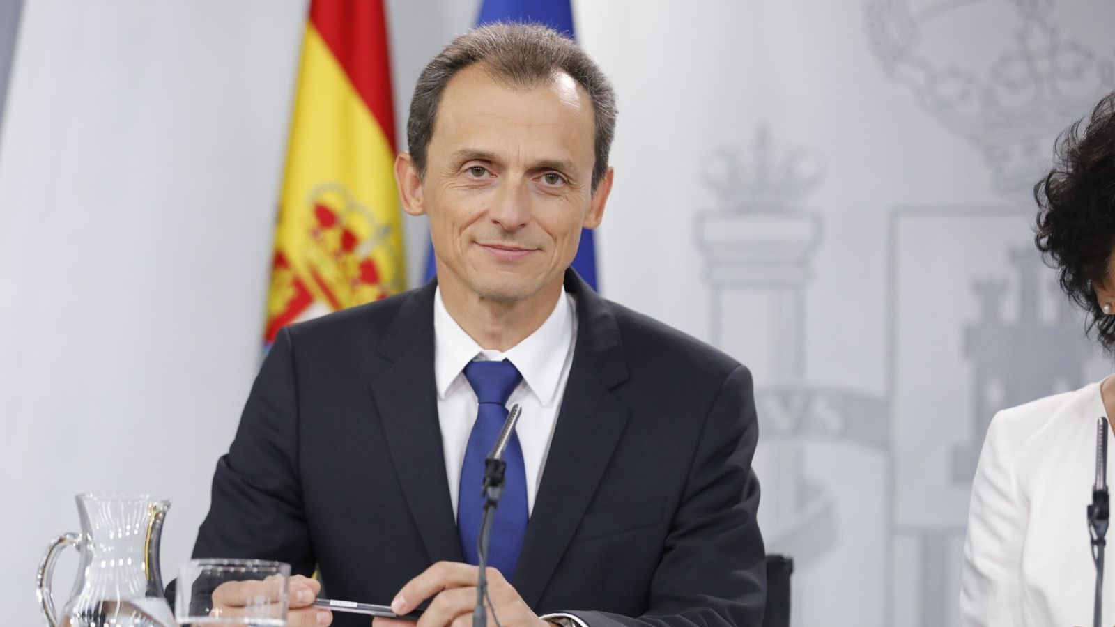 """Pedro Duque: """"Estem fent proves amb ratolins. En dos o tres mesos tindrem resultats"""""""