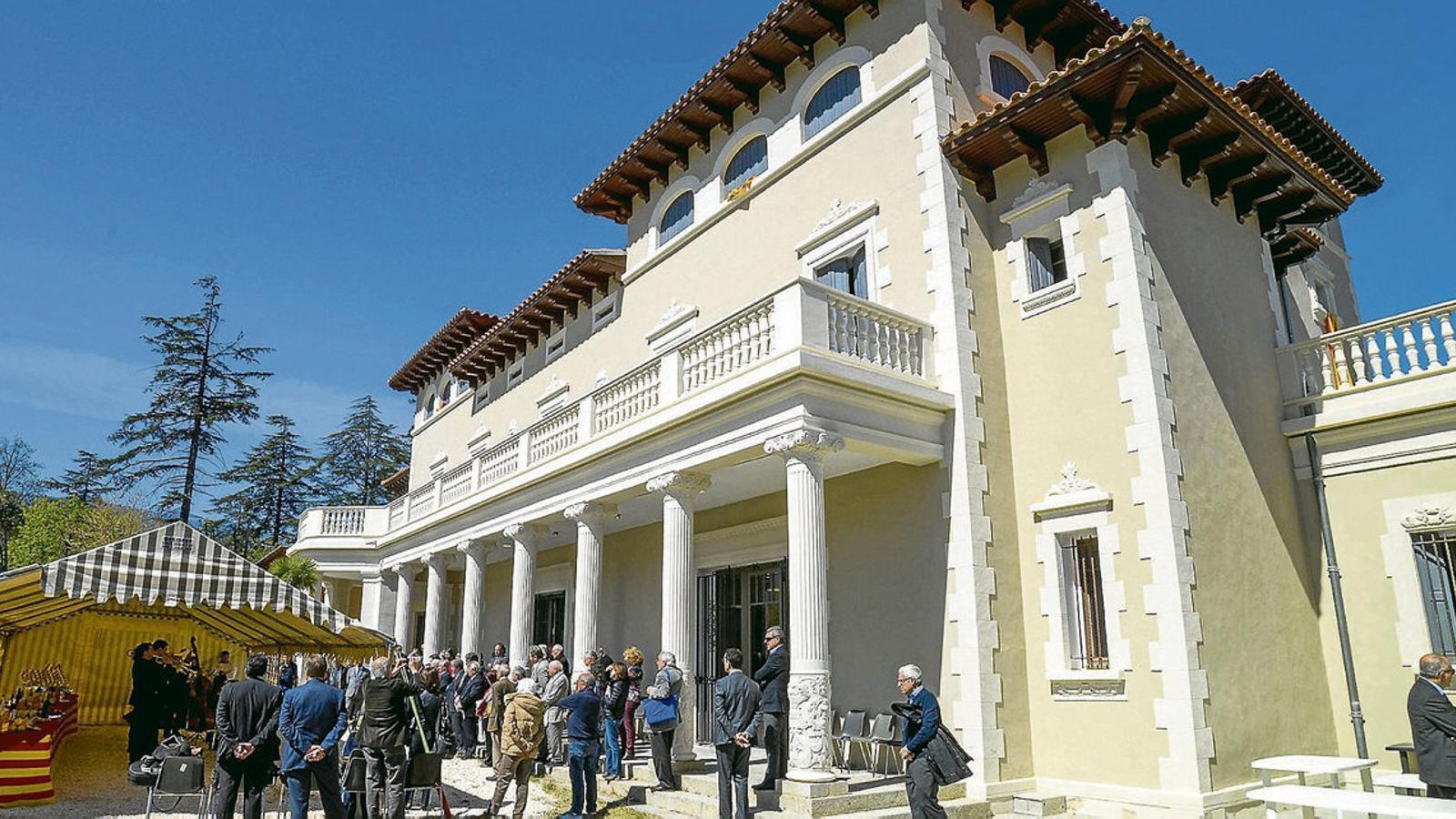 Prada de Conflent: dels reis                de Mallorca a Jean Castex