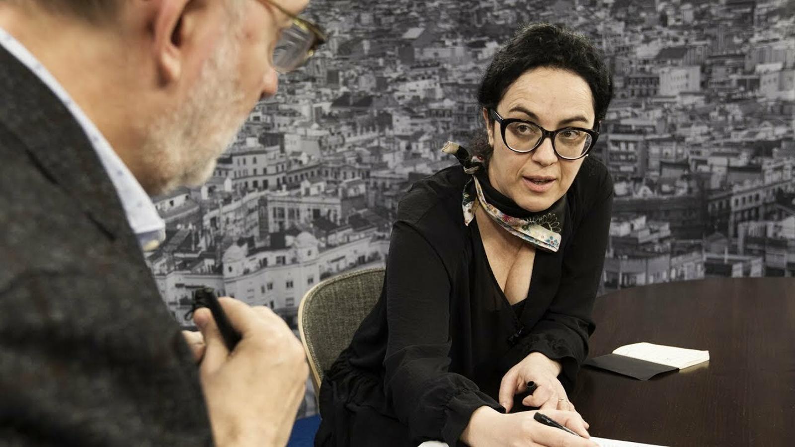 """Marcia Tiburi: """"Milícies d'extrema dreta m'amenaçaven de mort fins al punt que vaig haver de deixar el Brasil"""""""