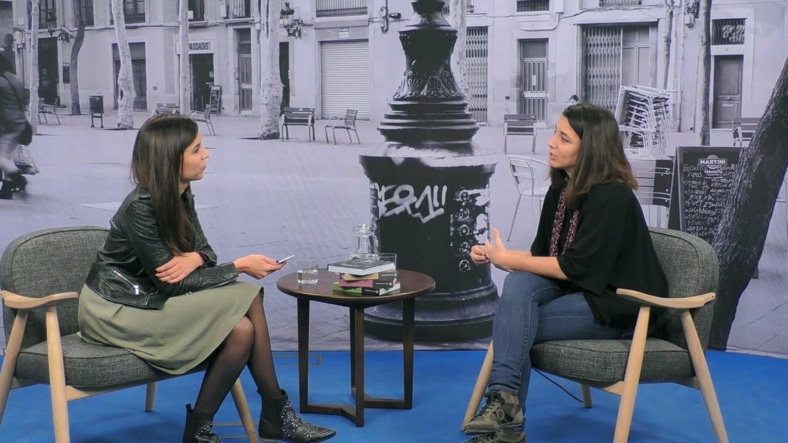 Entrevista de Laura Rosel a Anna Surinyach