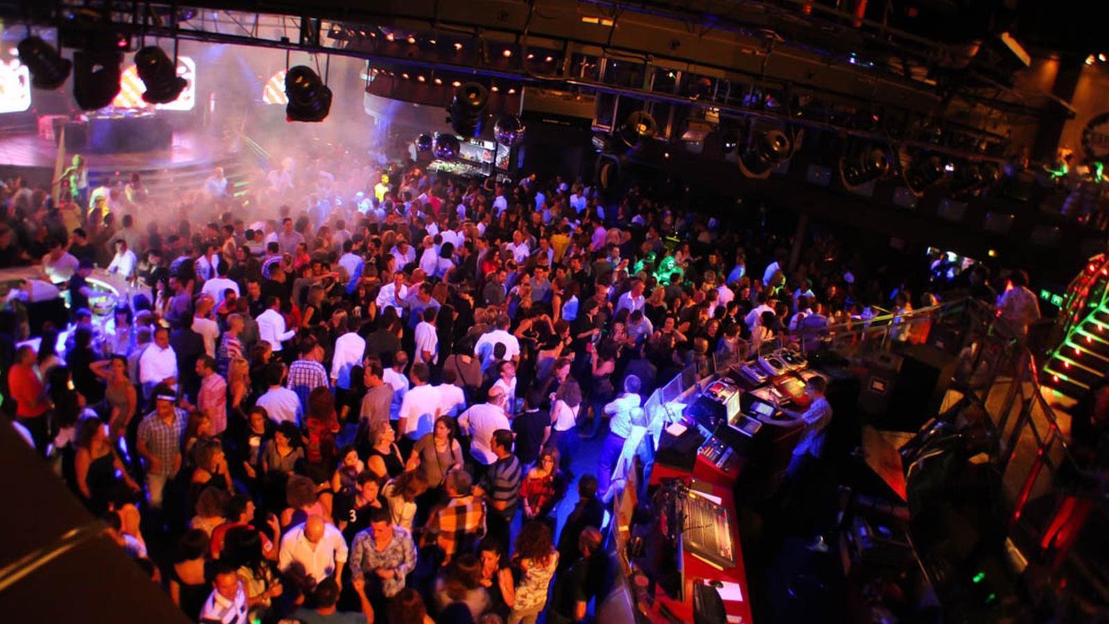 Imatge de la discoteca Big Ben de Mollerussa / Big Ben