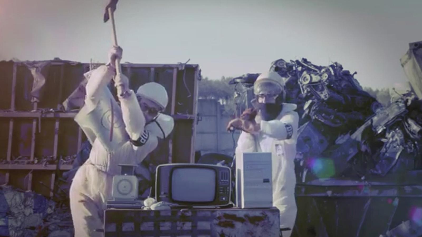 'Anem a les Cavernes', el nou videoclip de La Terrasseta de Preixens
