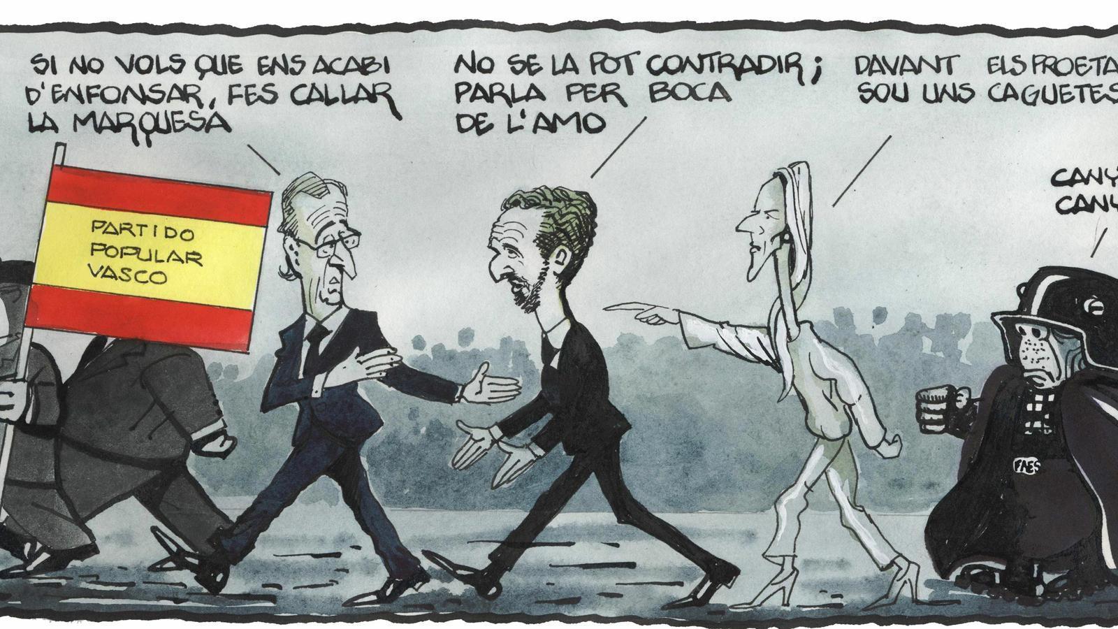 'A la contra', per Ferreres (20/09/2019)
