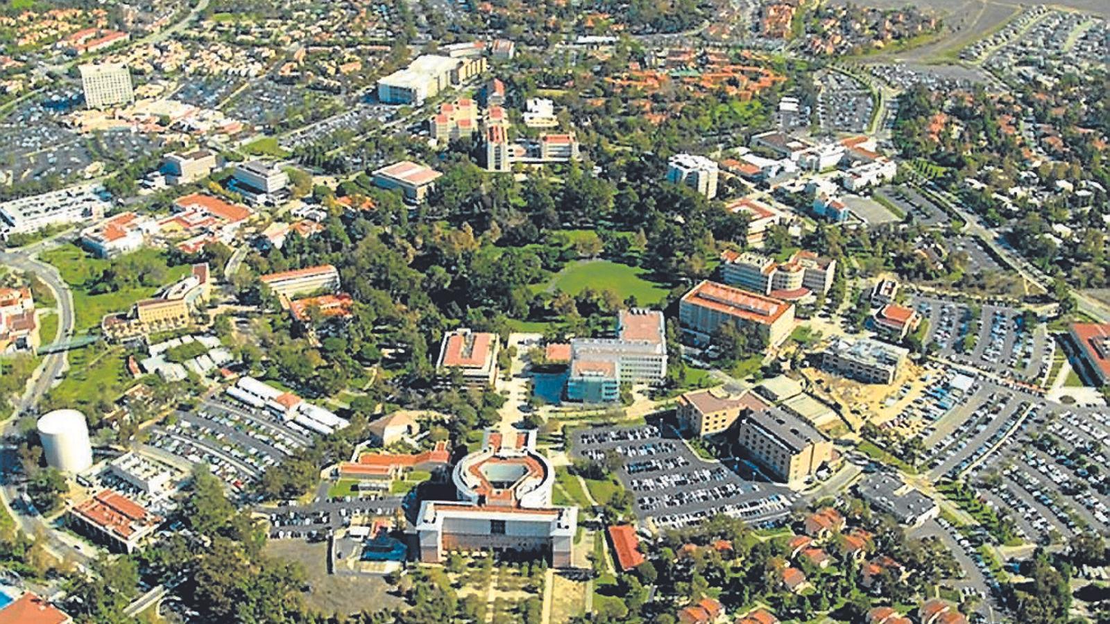 Campus de la Universitat de Califòrnia
