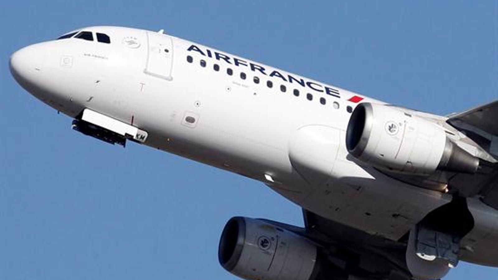 Un avió d'Air France / EFE