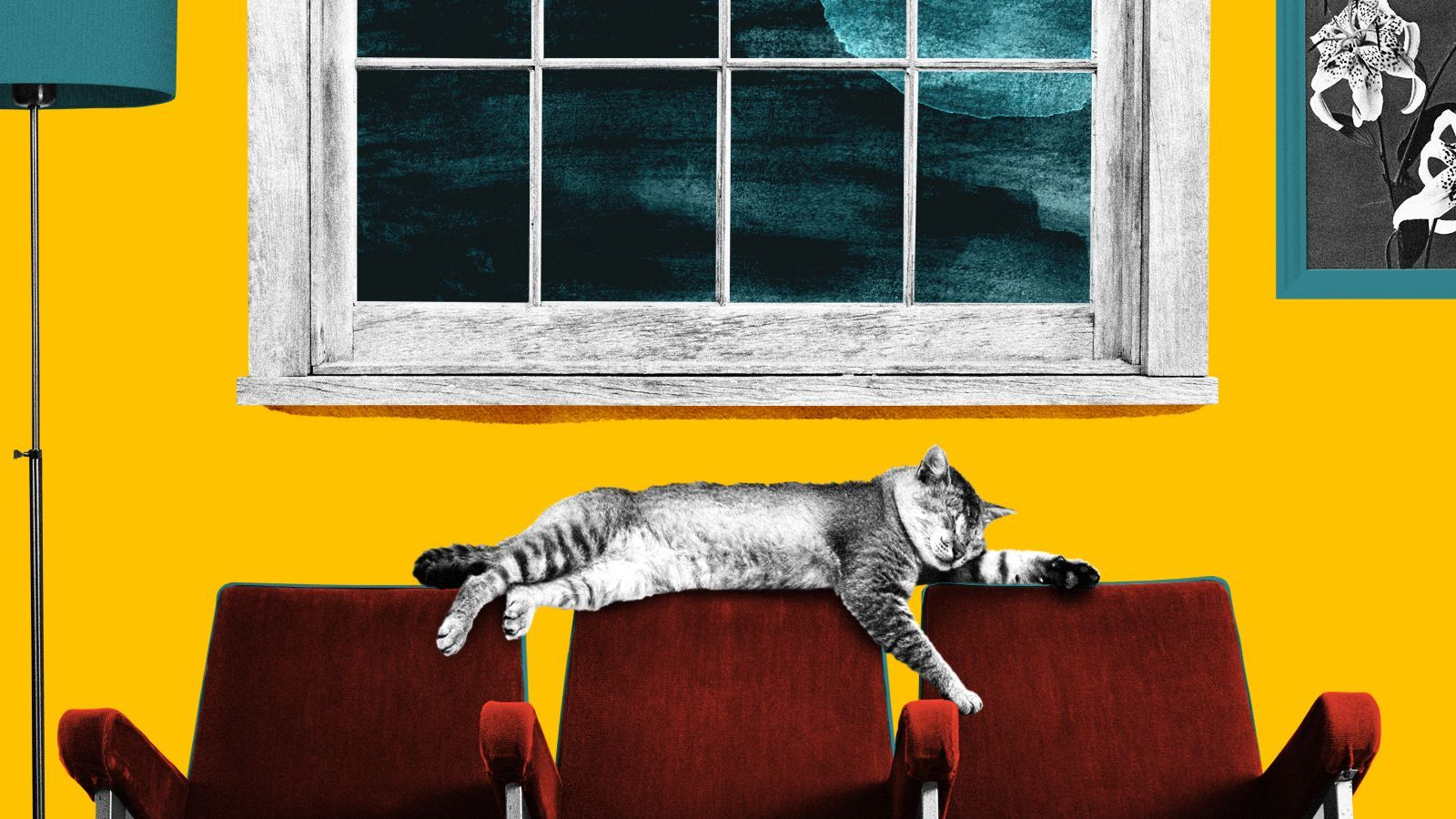 Il·lustració de Mari Fouz per a la revista 'Time'
