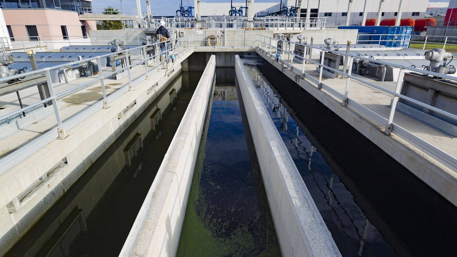 La planta regeneradora d'aigües residuals es posarà en marxa el 2018