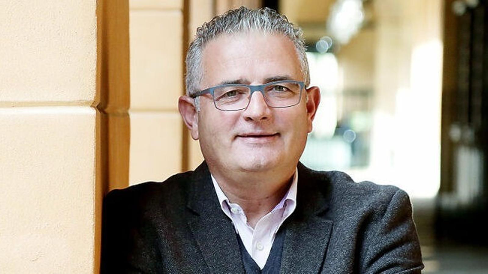 El ja expresident d'El Pi, Jaume Font