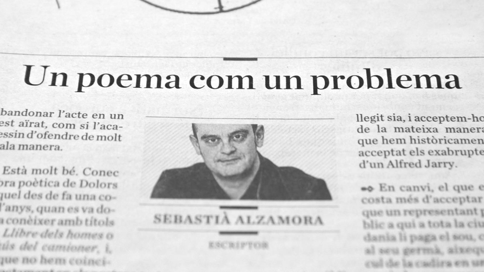 L'editorial d'Antoni Bassas: La setmana de les transgressions