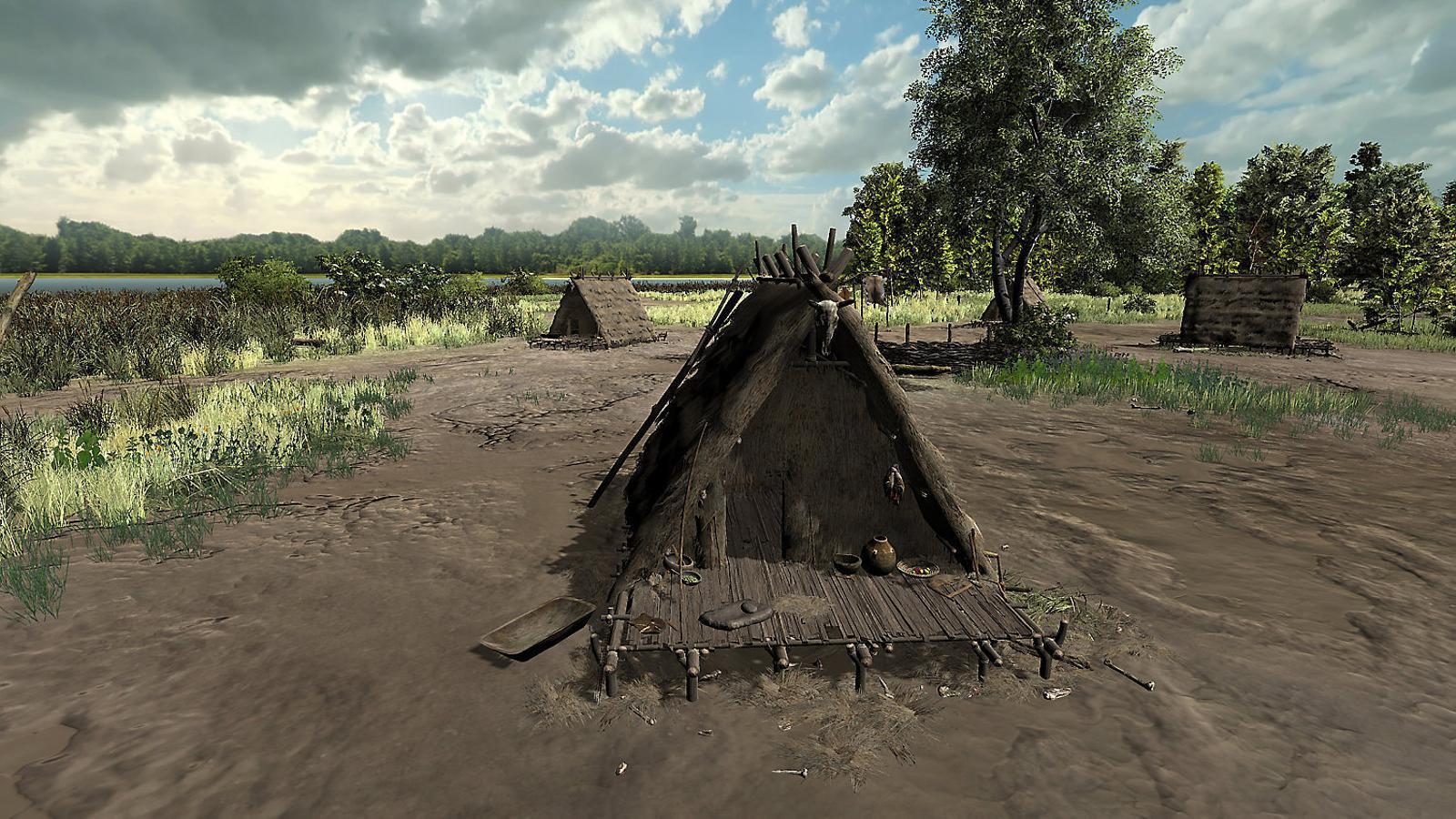 La Draga, un viatge de 7.000 anys a l'estany de Banyoles