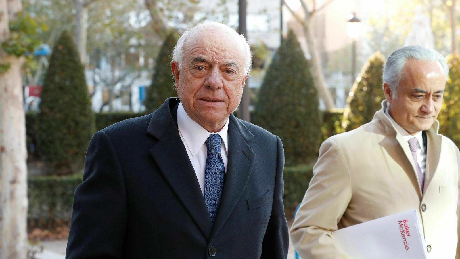 """Francisco González s'espolsa les culpes: """"Hem sigut exemplars"""""""