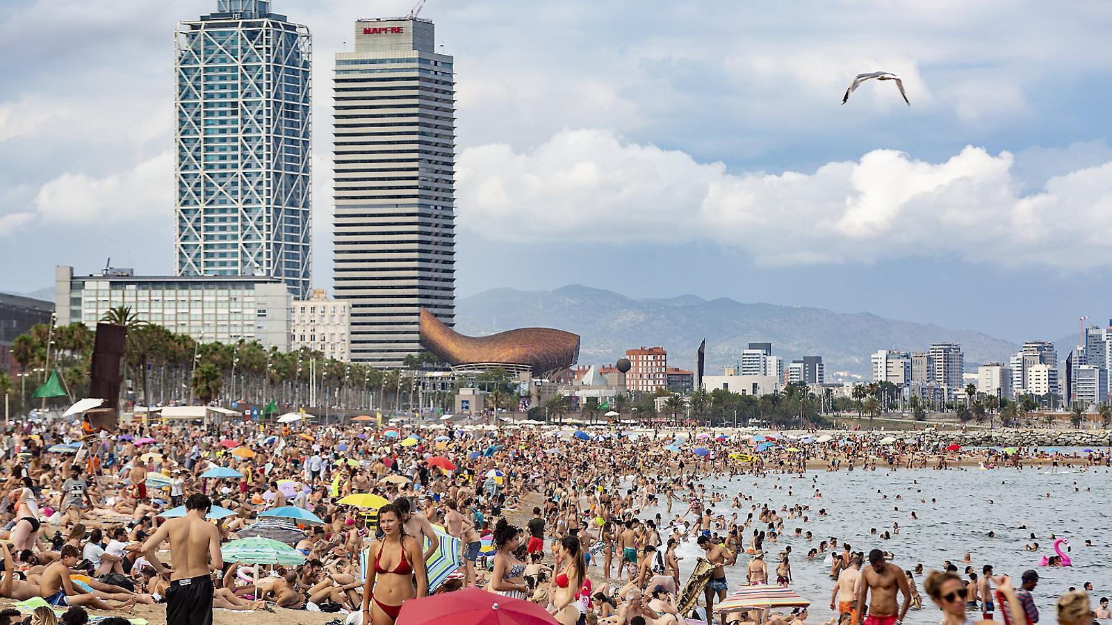 La despesa turística a Catalunya creix un 7,2% el 2018 tot i que el nombre de visitants es manté estable