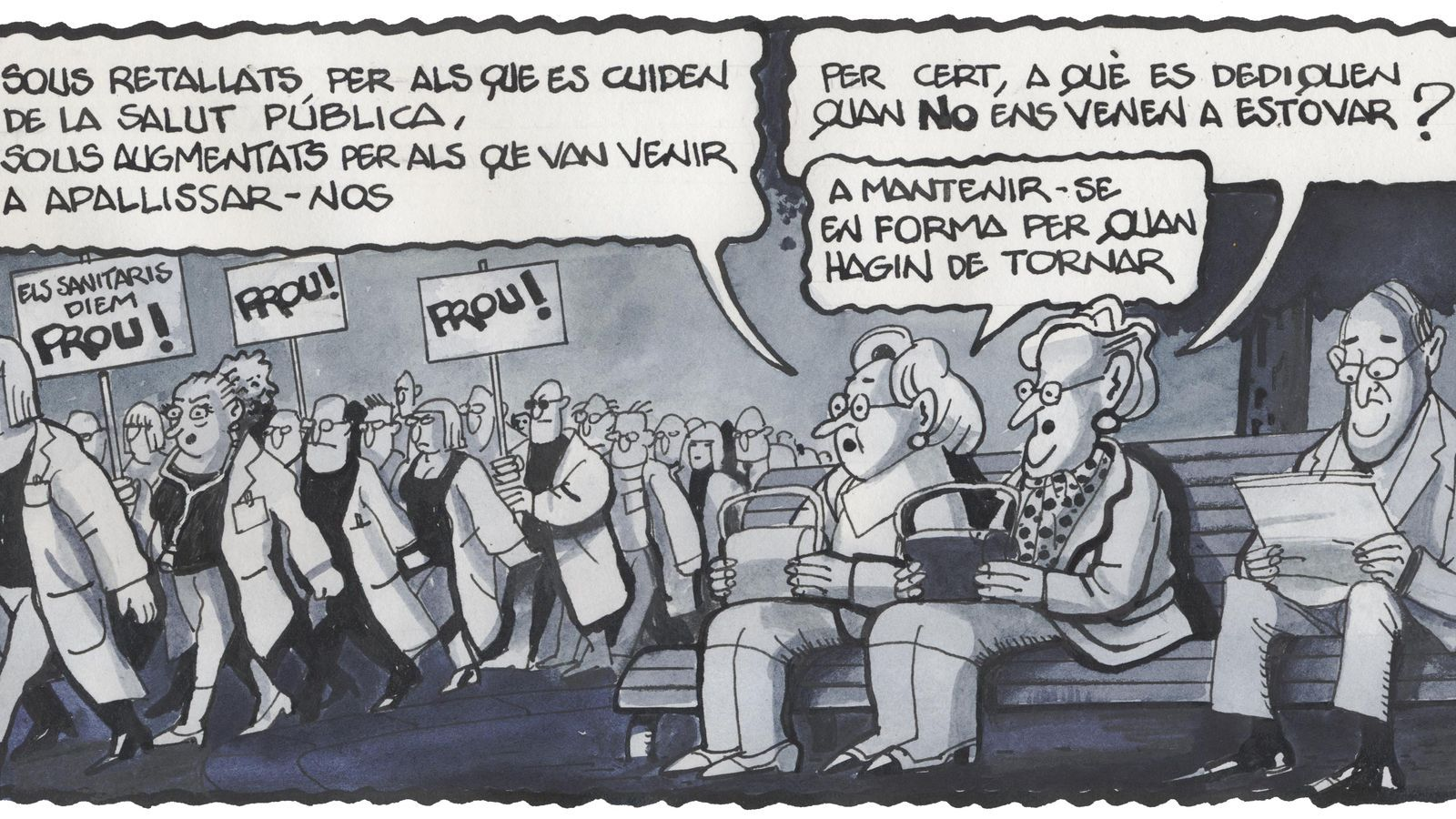 'A la contra', per Ferreres 16/10/2020