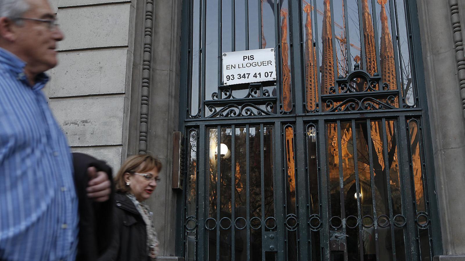 Barcelona reservar el 30 dels habitatges de protecci oficial per a menors de 35 anys - Pis proteccio oficial barcelona ...